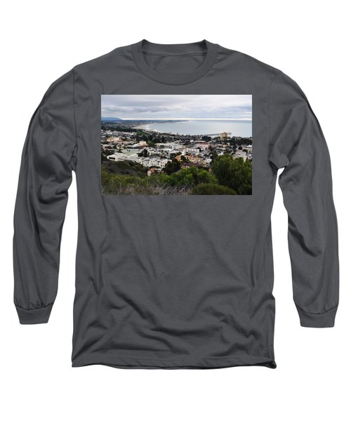 Ventura Coast Skyline Long Sleeve T-Shirt