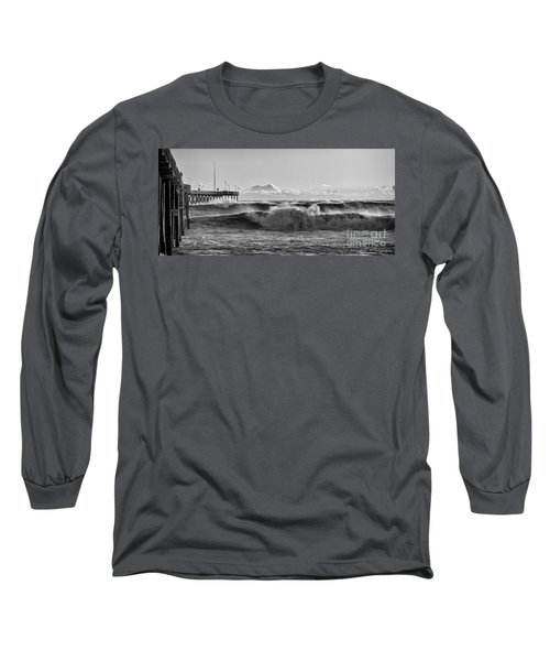 Ventura Pier El Nino 2016 Long Sleeve T-Shirt