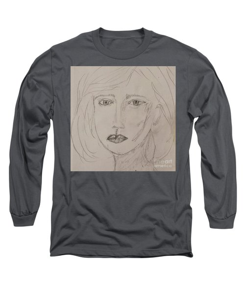 Vera In Pencil Long Sleeve T-Shirt