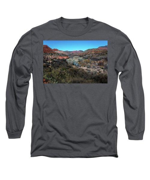 Verde Canyon Oasis Long Sleeve T-Shirt