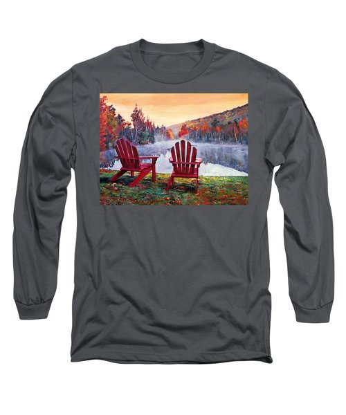 Vermont Romance Long Sleeve T-Shirt