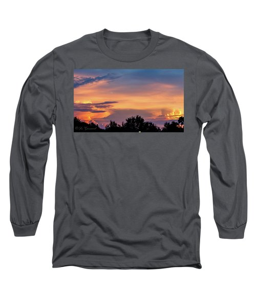 Vero Sunrise Long Sleeve T-Shirt