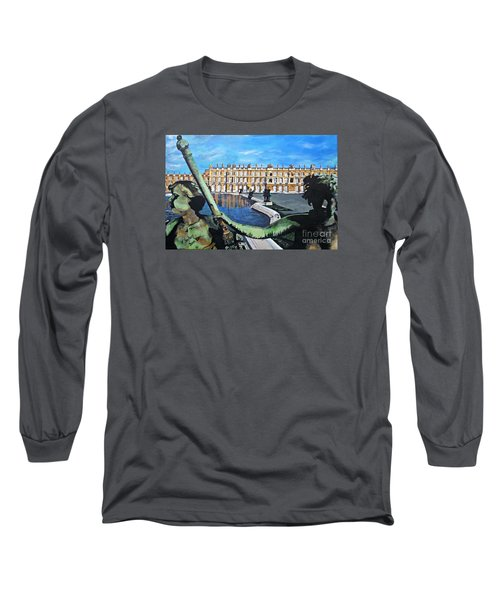 Versailles Palace Long Sleeve T-Shirt