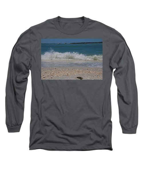Long Sleeve T-Shirt featuring the photograph Verses Out Of Rhythm by Michiale Schneider