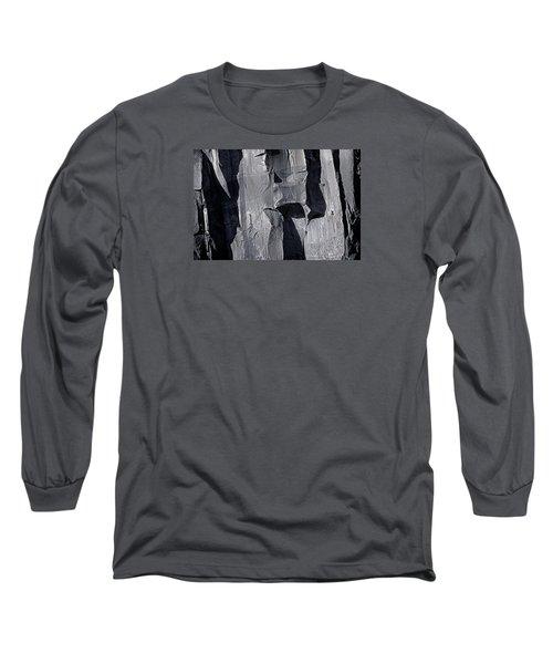 Vertical Trails Long Sleeve T-Shirt