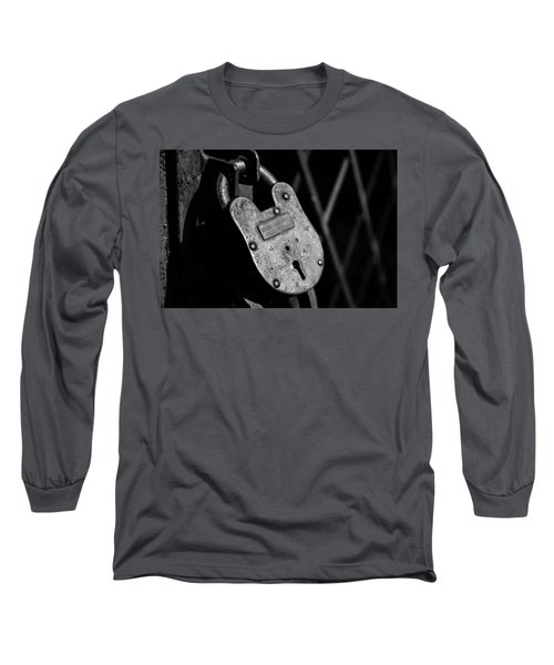 Very Secure Long Sleeve T-Shirt