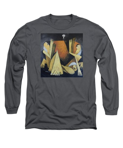 Vicis No. 1 Long Sleeve T-Shirt