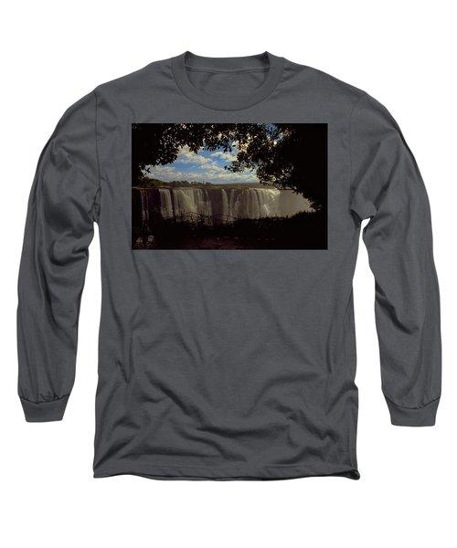Victoria Falls, Zimbabwe Long Sleeve T-Shirt