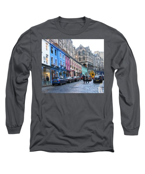 Victoria St Long Sleeve T-Shirt