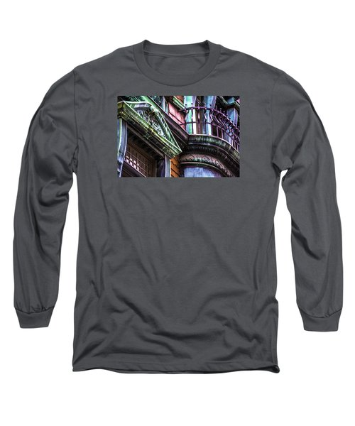 Victorian On Rush V2 Long Sleeve T-Shirt