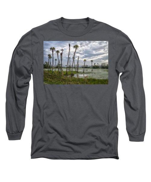 Viera Long Sleeve T-Shirt