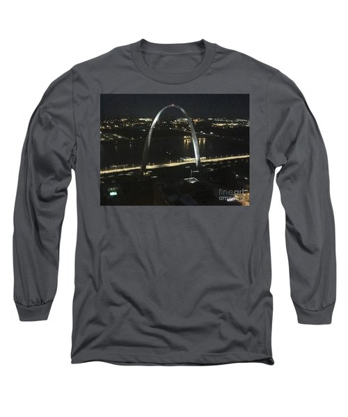 View From Higher Up Long Sleeve T-Shirt