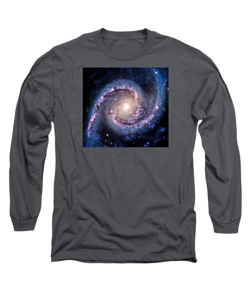 View From Hubble Long Sleeve T-Shirt