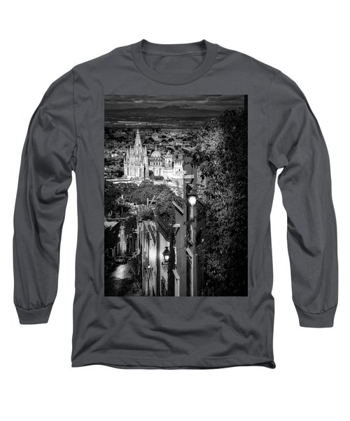 View From The Hill Long Sleeve T-Shirt