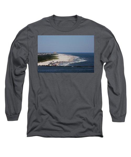 View Of Brigantine Long Sleeve T-Shirt