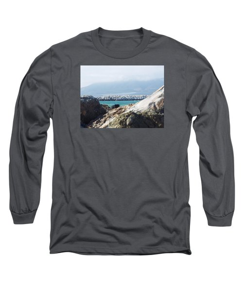 View Of The Inlet Long Sleeve T-Shirt