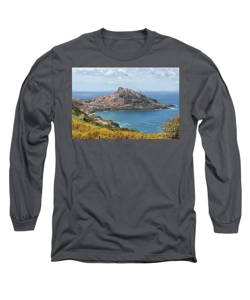 View On Castelsardo Long Sleeve T-Shirt