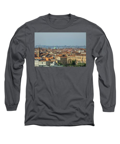View On Venice Long Sleeve T-Shirt by Patricia Hofmeester