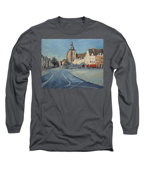 View To Boschstraat Maastricht Long Sleeve T-Shirt