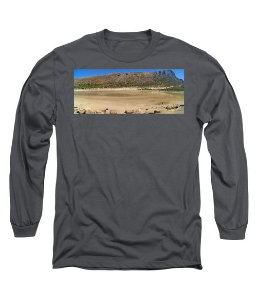 View To Gramvousa Long Sleeve T-Shirt
