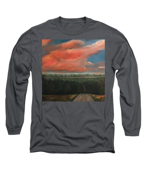 View To Yell County Long Sleeve T-Shirt