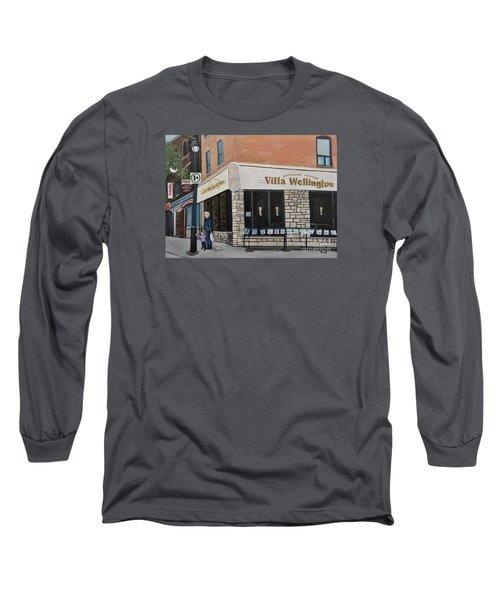 Villa Wellington In Verdun Long Sleeve T-Shirt