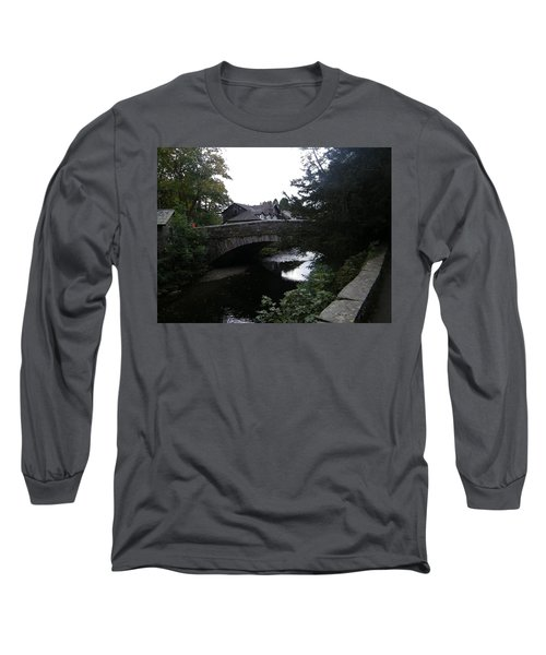Village Bridge Long Sleeve T-Shirt