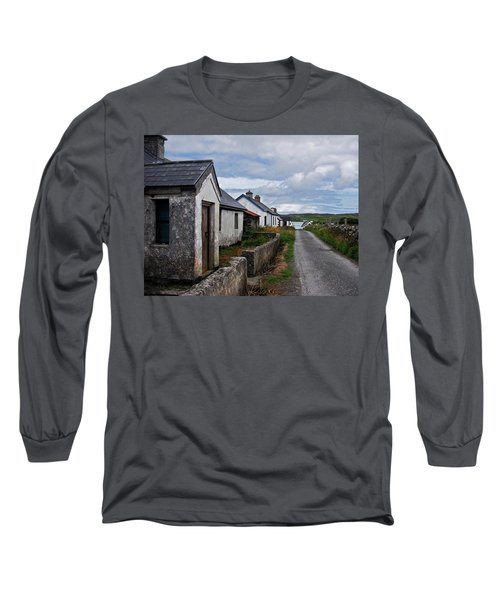 Village By The Sea Long Sleeve T-Shirt