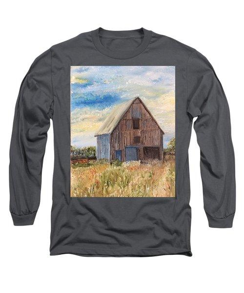 Vintage Barn Long Sleeve T-Shirt