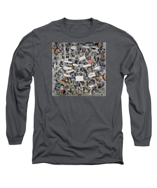 Vintage Century - For Marlon B. Long Sleeve T-Shirt