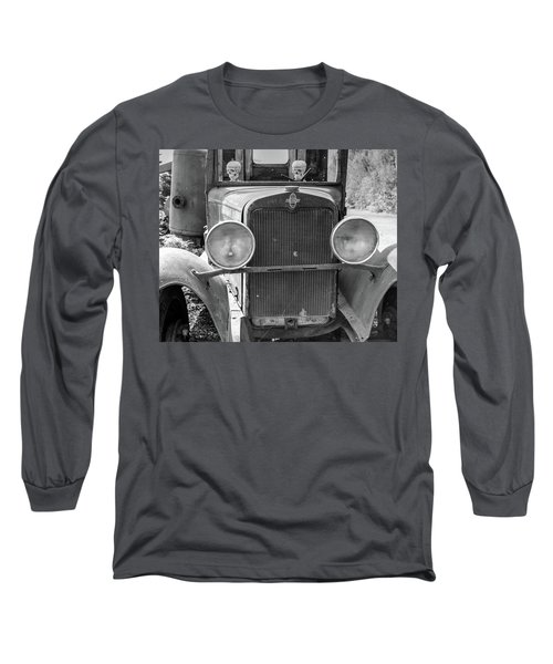 Vintage Chevrolet Long Sleeve T-Shirt