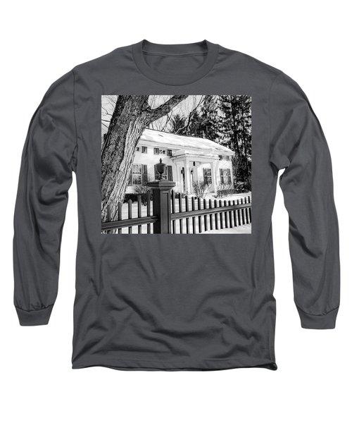 Vintage Classic Long Sleeve T-Shirt