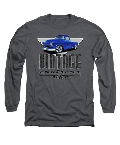 Vintage Cruiser Logo Long Sleeve T-Shirt