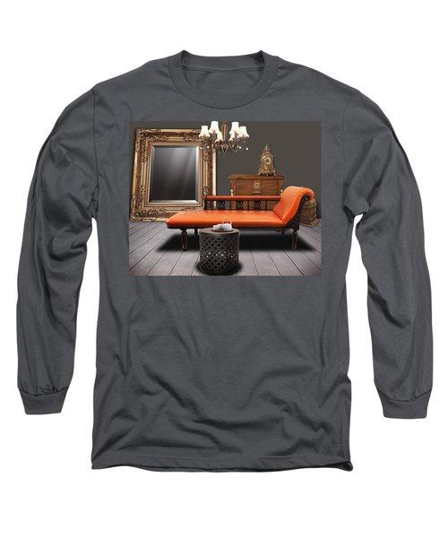 Vintage Furnitures Long Sleeve T-Shirt