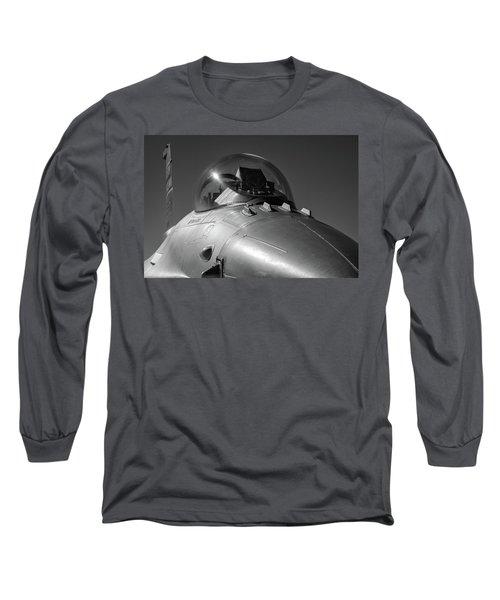 Viper Nose Long Sleeve T-Shirt
