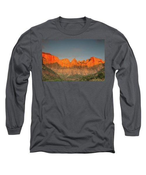 Virgin Sunset Long Sleeve T-Shirt