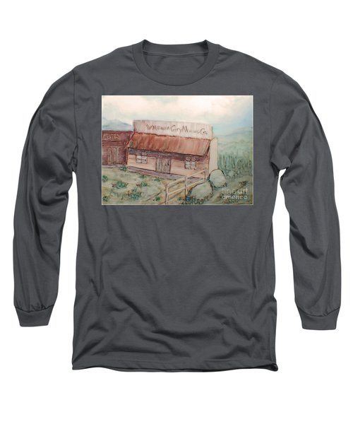 Virginia City Mining Co. Long Sleeve T-Shirt