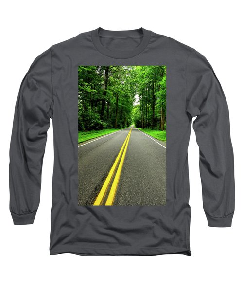 Virginia Road Long Sleeve T-Shirt