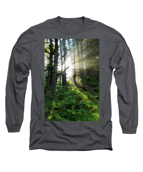 Long Sleeve T-Shirt featuring the photograph Vision by Chad Dutson