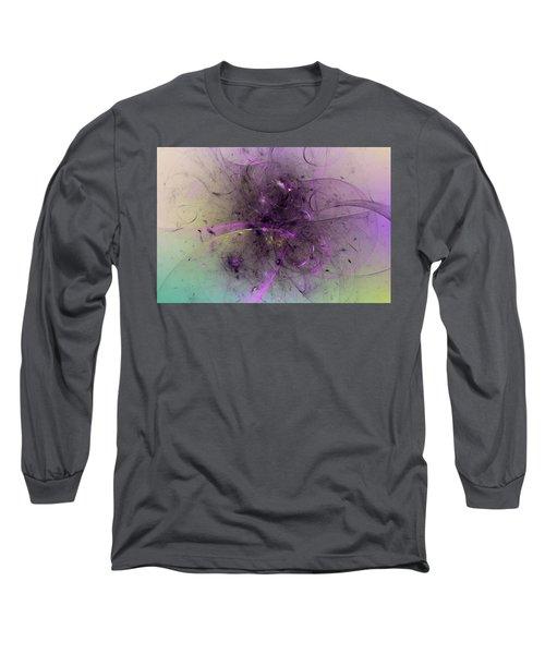Vision Of The Twelve Goddesses Long Sleeve T-Shirt
