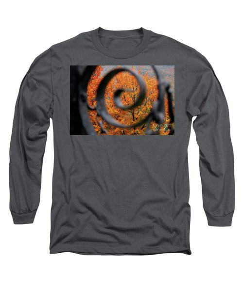 Vision Long Sleeve T-Shirt by Sheila Ping