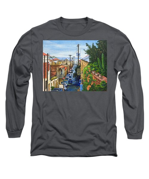 Visions Of Paradise Vii Long Sleeve T-Shirt by Michael Frank