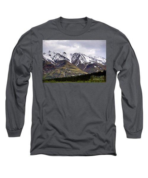 Visit Alaska Long Sleeve T-Shirt