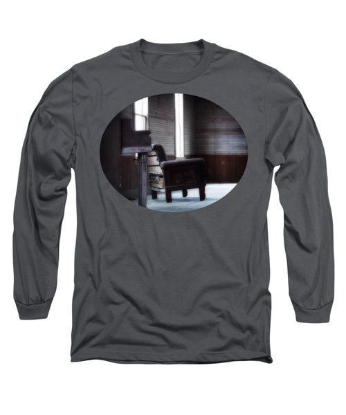 Visitor Long Sleeve T-Shirt