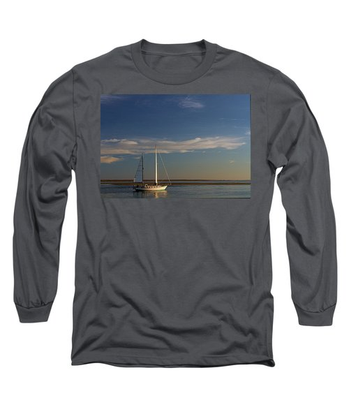 Visual Escape Long Sleeve T-Shirt