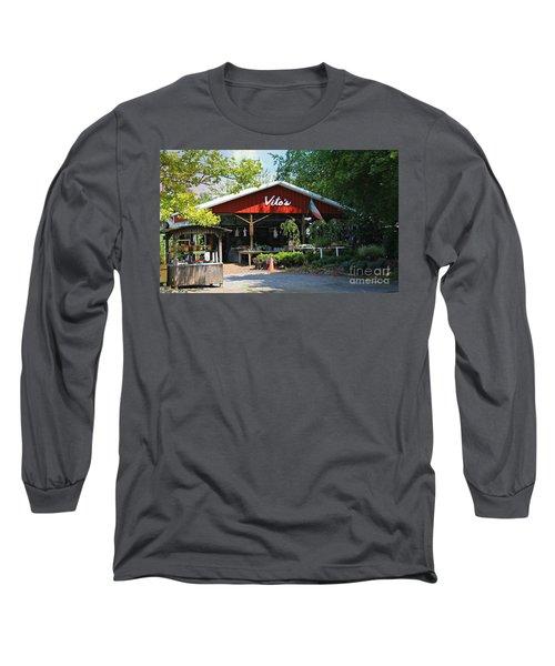 Vito's Farm Stand Long Sleeve T-Shirt
