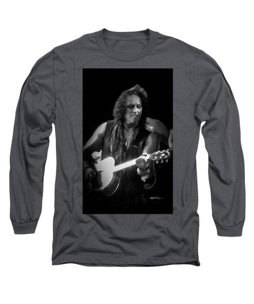 Vivian Campbell - Campbell Tough3 Long Sleeve T-Shirt by Luisa Gatti