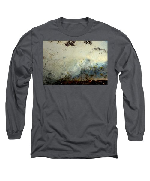 Voices Long Sleeve T-Shirt by Mark Ross
