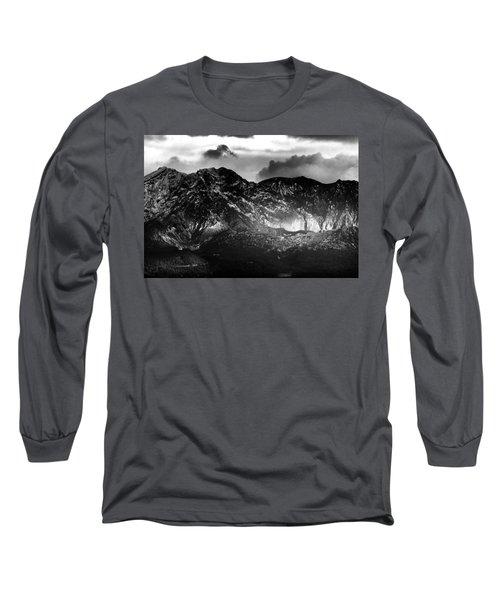 Volcano Long Sleeve T-Shirt