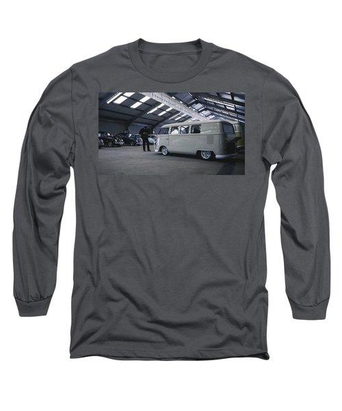 Volkswagen Microbus Long Sleeve T-Shirt